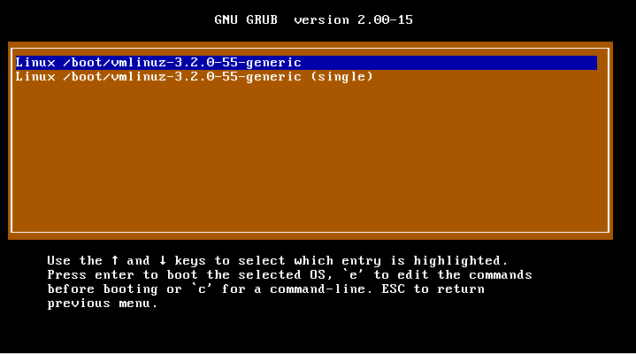 Wizard - Restore Grub with Super Grub2 Disk
